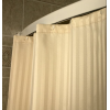 Satein Woven Shower Curtain by Kartri