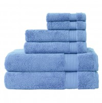 Amadeus Turkish Blue Towel Collection