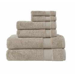 Amadeus Turkish Brown Towel Collection
