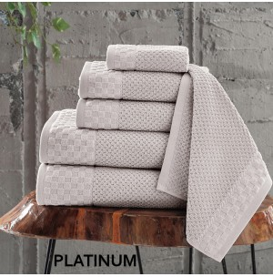 Boston 6 Piece Turkish Towel Collection