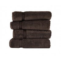 Royal Turkish Chocolate Towels Villa Collection