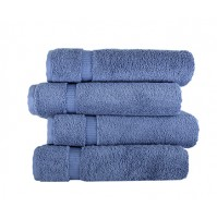 Royal Turkish Blue Towels Villa Collection