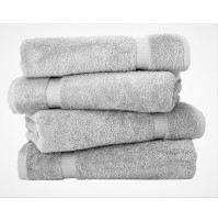 Royal Turkish Silver Towels Villa Collection