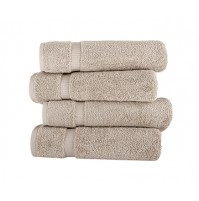 Royal Turkish Taupe Towels Villa Collection