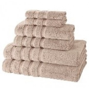 Antalya 6 Piece Turkish Towel Collection