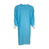 Level II Isolation Gown by Pinnacle, Blue