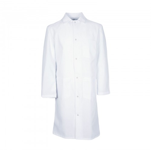 F385 Butcher Frock Coat with Pockets