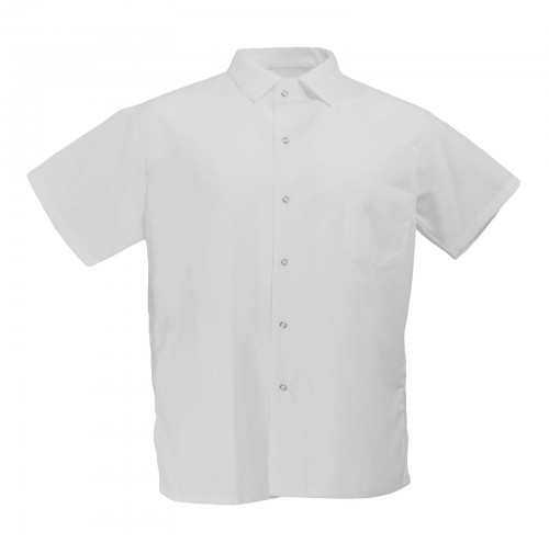 Chef Trend S102 White Cook Shirt