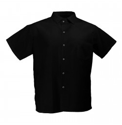Pinnacle S302 Black Cook Shirt