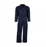 CV40NV Navy Coverall by Pinnacle Textile