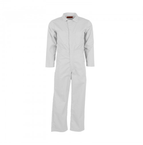 CV10WH White Coverall by Pinnacle Textile