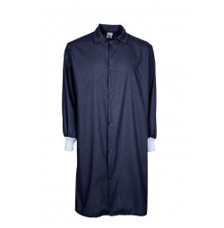 F182 Navy Medical Cover Up Lab Coat