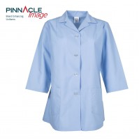 Women's Utility Smock, Light Blue