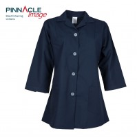 Women's Utility Smock, Navy Blue