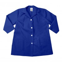 Women's Utility Smock, Royal Blue