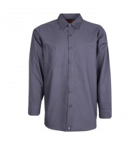 Men's Long Sleeve Work Shirts