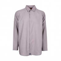 S14GG Men's Long Sleeve Work Shirt, Graphite Gray