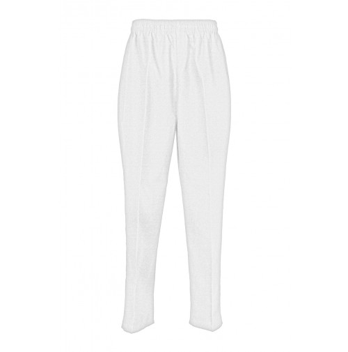 B35 Pinnacle White Baggy Chef Pant