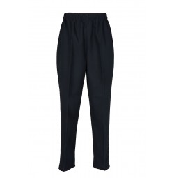 B35 Pinnacle Black Baggy Chef Pant