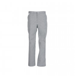P300 Pinnacle Check Chef Pant