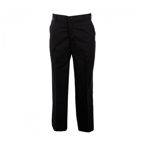 P895 Pinnacle Womens Black Cook Pant