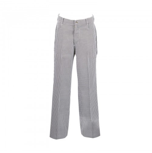 P895 Pinnacle Womens Houndstooth Cook Pant