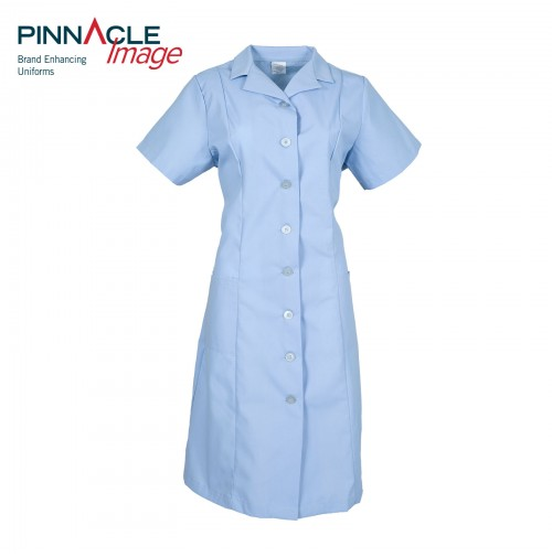 Princess Uniform Dress, Light Blue