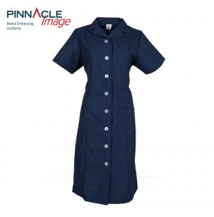 Princess Uniform Dress, Navy Blue