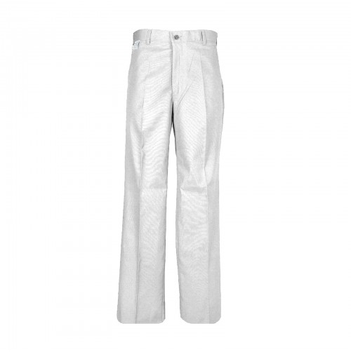 P20WH Men's Industrial Work Pant, White