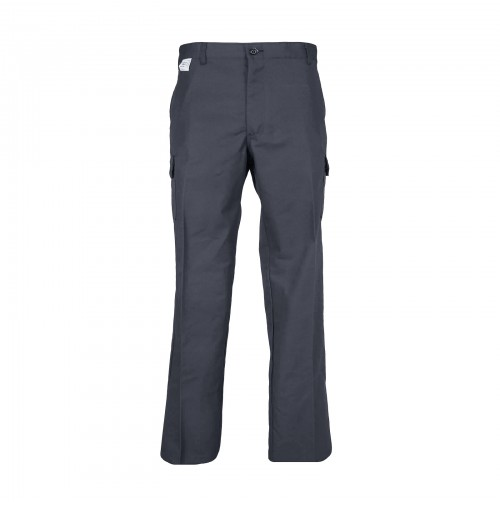 P24CG Men's Cargo Industrial Work Pant, Charcoal Grey