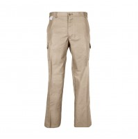 P24KH Men's Khaki Cargo Industrial Work Pant