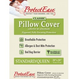 Protect-Ease Pillow Encasements-Classic