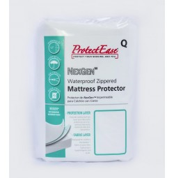 ProtectEase® NEXGEN™ Waterproof Zippered Mattress Protector - Economy