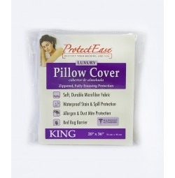 Protect-Ease Pillow Encasements-Luxury