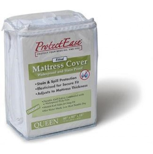 Classic ProtectEase® Fitted Mattress Covers