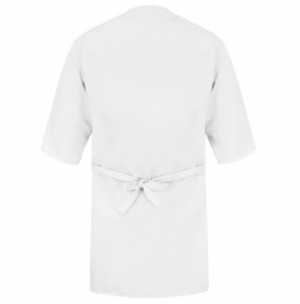 Red Kap® WP18WH White Collarless Butcher Wrap