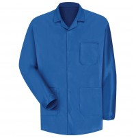 Red Kap KK26BL ESD/Anti-Static Counter Jacket, Blue