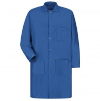 Red Kap KK28BL ESD/Anti-Static Tech Lab Coat, Blue