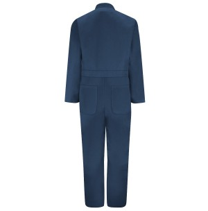 Red Kap CT10NV Twill Action Back Coveralls, Navy