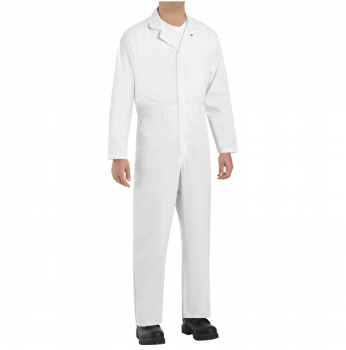 Red Kap CT16WH Twill Action Back Coveralls