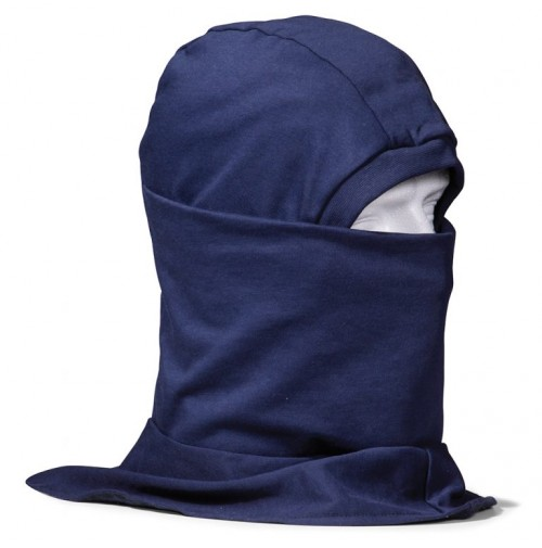 Flame Resistant Balaclava with Convertible Face Mask