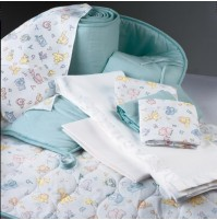Crib Pads and Bumper Guards by Riegel