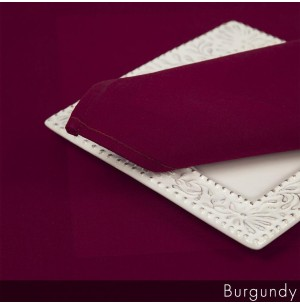 Satin Band Beauti Damask, 81 x 81