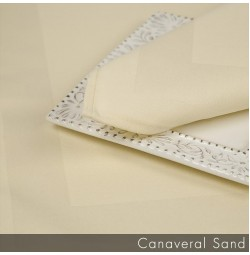 Satin Band Beauti Damask, 54 x 54