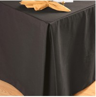 Corner Pleat Fitted Tablecloths, 18x72x30