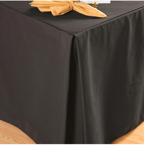 Corner Pleat Fitted Tablecloths, 30x96x30