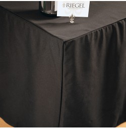 Box Style Fitted Tablecloths, 18x72x30