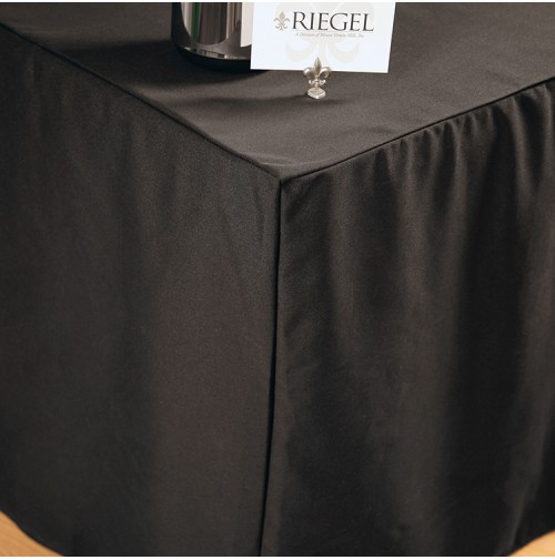 Box Style Fitted Tablecloths, 18x96x30