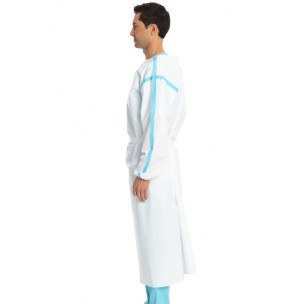 Port Authority® Disposable Level II Isolation Gown