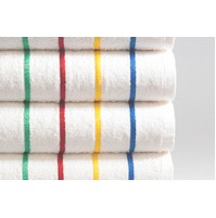 Stripe Pool Towels by Standard Textile